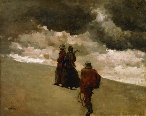 Winslow Homer. To help