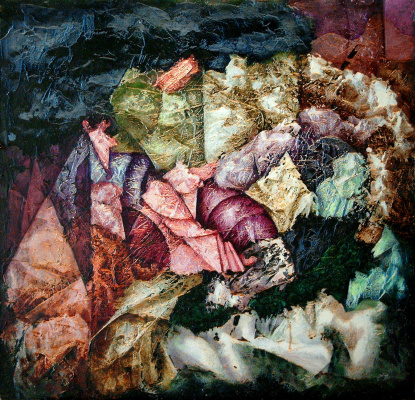 Igor Grigorievich Pertsev. Forgotten Fresco