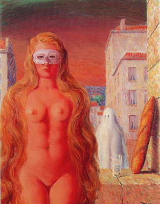 René Magritte. Carnival of the sages