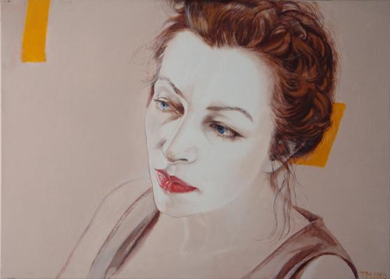 Tatyana Mikhailik. Портрет