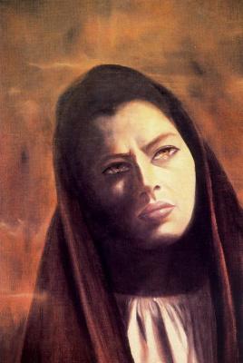 ДАгаггио. Женщина
