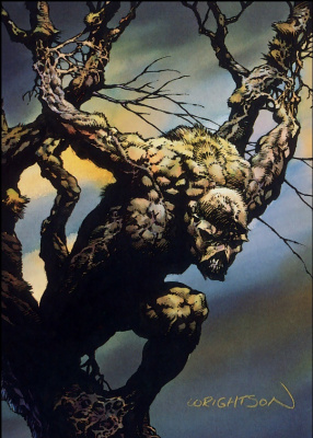 Bernie Wrightson. Fantastic monsters 5