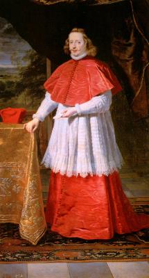 Гаспар де Крауер. Кардинал Фердинанд