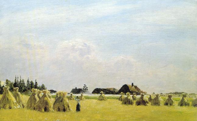 Nikolay Nikanorovich Dubovsky. Compressed field