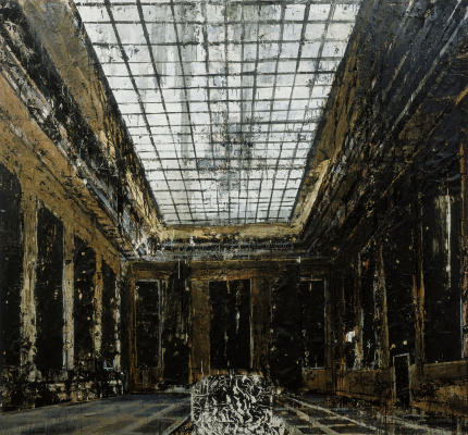 Anselm Kiefer. Interior
