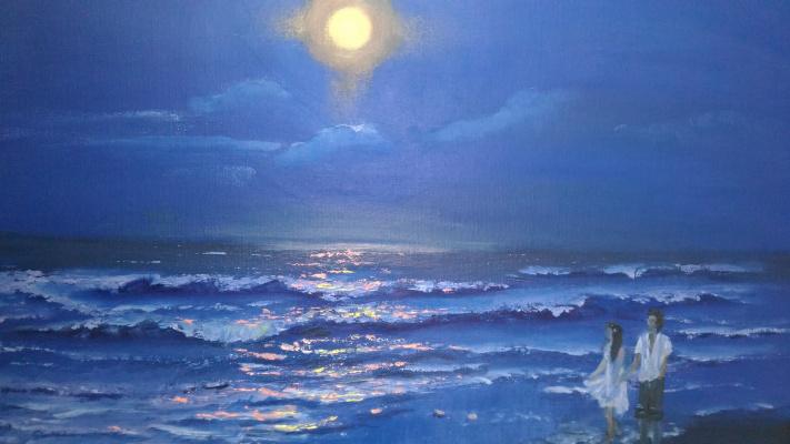 Lilya Fedorova. Moon motive