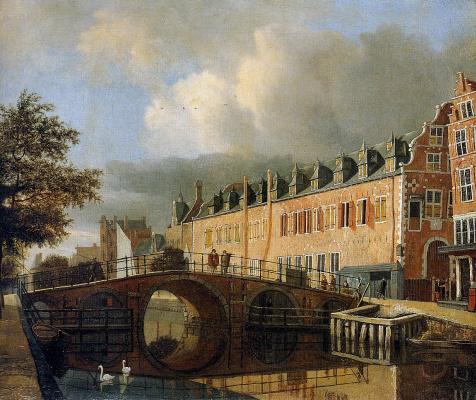 Цезарь ван Эвердинген. Мост