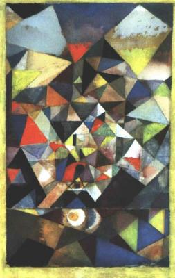 Paul Klee. Egg