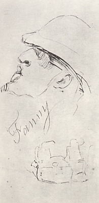 Henri de Toulouse-Lautrec. Explorer-traveler De Brett