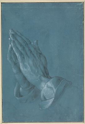 Albrecht Dürer. Hands of the Prayer (Hands of the Apostle)