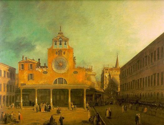 Джованни Антонио Каналь (Каналетто). Галерея