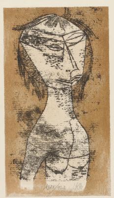 Paul Klee. Saint of the Inner Light II