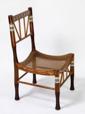 William Holman Hunt. Egyptian chair