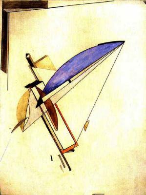 El Lissitzky. Composition