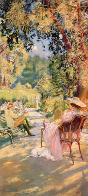 Robert Delaunay. Summer