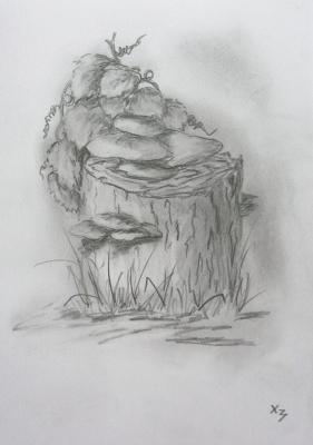 Сергей Николаевич Ходоренко-Затонский. Country sketches