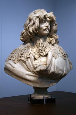 Gian Lorenzo Bernini. Thomas Baker