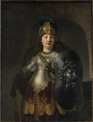 Rembrandt Harmenszoon van Rijn. Bellona