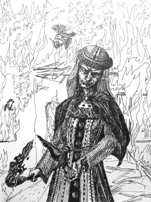 Anna M. Ustinov. The Revenge of Olga