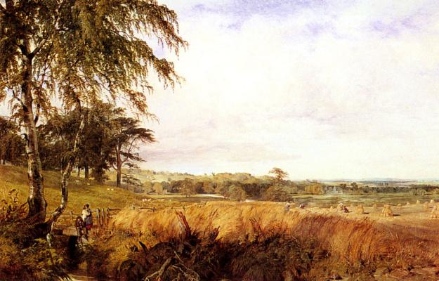 Генри Доусон. Урожай