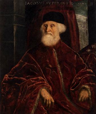 Портрет Прокуратора Якопо Соранцо