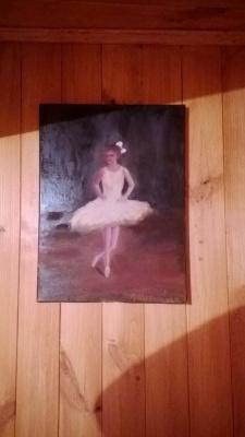 Евгений Игоревич. Балерина
