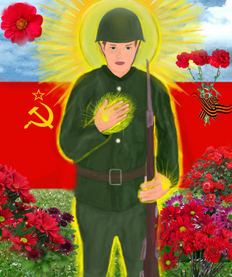 Alexander Tatarnikov. Victory Day, by DiezelSun, Diezel Sun.