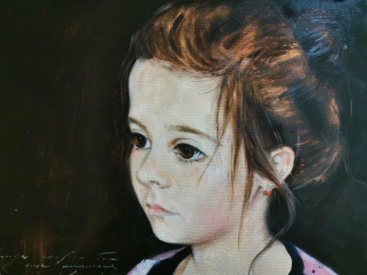 Katerina Nikolaevna Sorokina. When my sister was still small