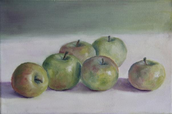 Pavel Cherkashin. Зимние яблоки