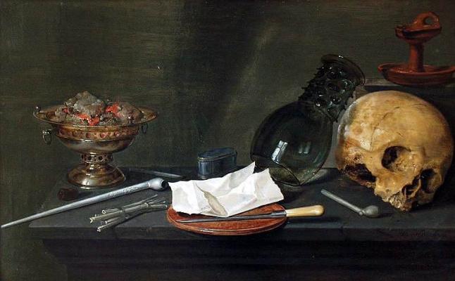 Willem Claesz Heda. Still life