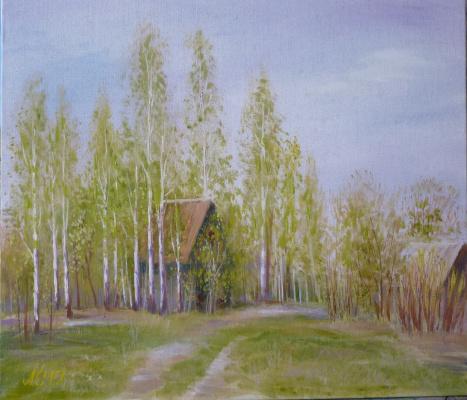 Лариса Юрьевна Сидорова. Брошенный домик