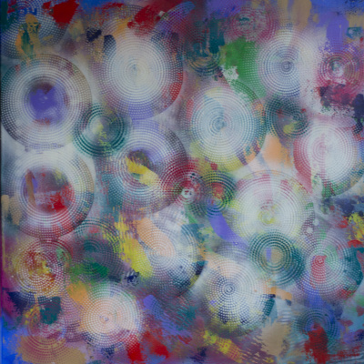 Лариса Сиверина. Circles