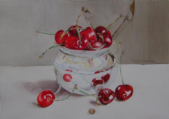 Irina Dudina. Cherry