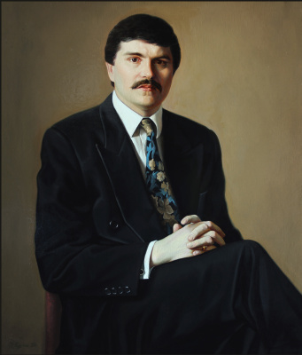 Sushienok64@mail.ru Михайлович Сушенок Игорь. Portrait of Alexander Dubovitsky