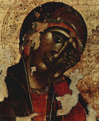 Cheney di Pepo Cimabue. Maria