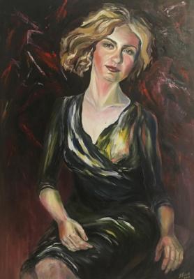 Albina Khusainova. Giulia