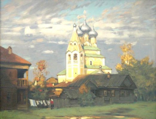 Yuri Nikolaevich Volkov. Temple of Constantine and Helena