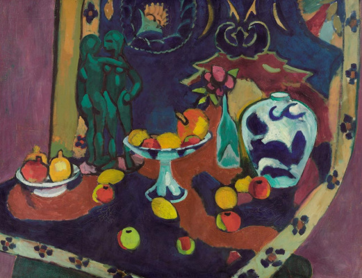 Henri Matisse. Fruit and Bronze