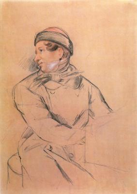 Karl Pavlovich Bryullov. M. I. Glinka at the piano
