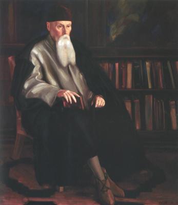 Святослав Николаевич Рерих. Профессор Николай Рерих