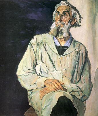 Павел Дмитриевич Корин. Сюжет 1