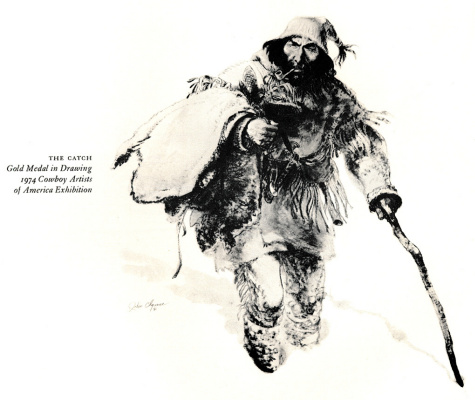 Джон Клаймер. Ловец