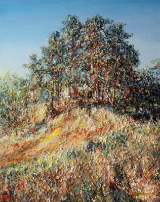 Alexey Leonidovich Yakimov. Pines