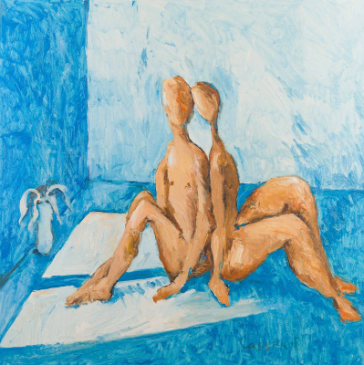 Igor Sapunkov. Two in the room