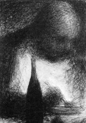 Georges Seurat. Dinner