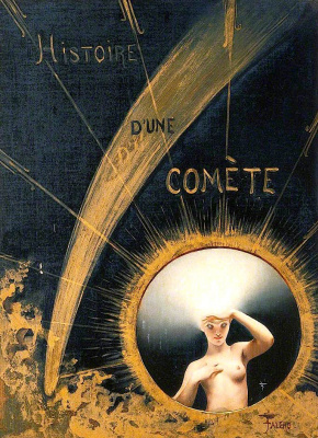 Луис Рикардо Фалеро. История кометы