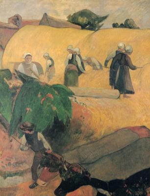 Paul Gauguin. Hay