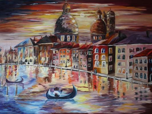 Яна Котт. Венеция