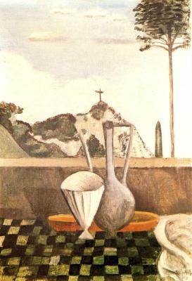 Andre Derain. On the balcony