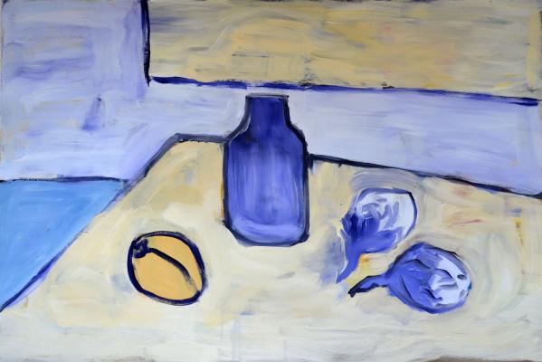 Sergey Efimov. Still life in pastel colors